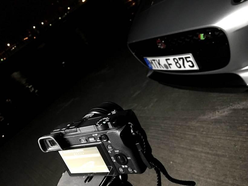 Sony Alpha 6300 - Jaguar F-Type R | Fanaticar Magazin