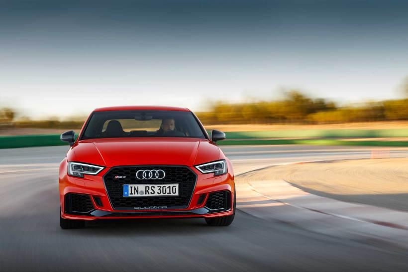 2017 Audi RS3 Limousine | Fanaticar Magazin