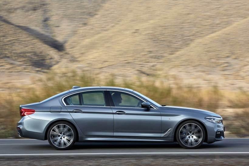2017 BMW 5er   Fanaticar Magazin