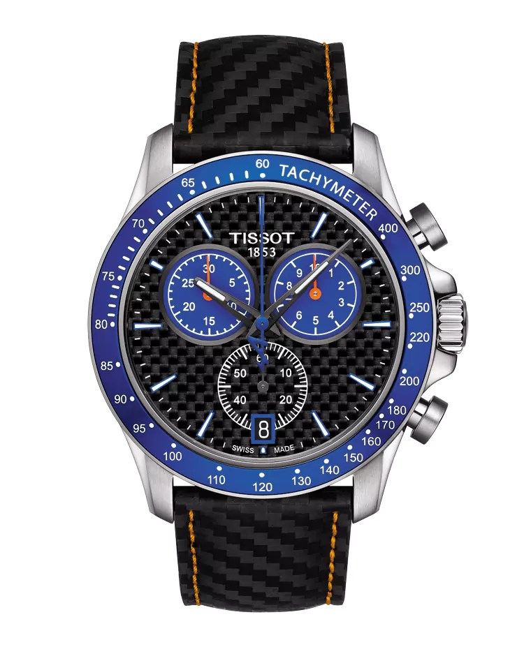 Tissot V8 Alpine A460 Limited | Fanaticar Magazin