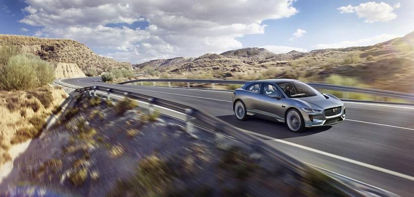 Jaguar I-Pace Concept | Fanaticar Magazin