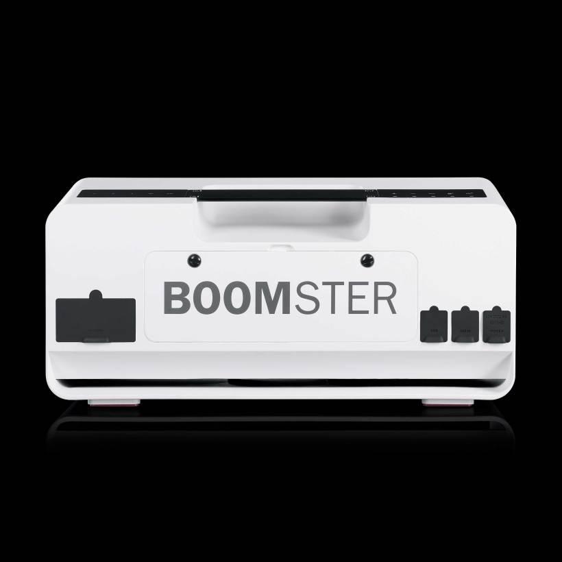 Teufel Boomster White   Fanaticar Magazin