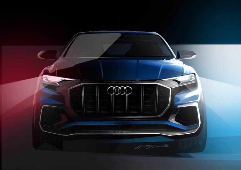 2017 Audi Q8 Concept | Fanaticar Magazin