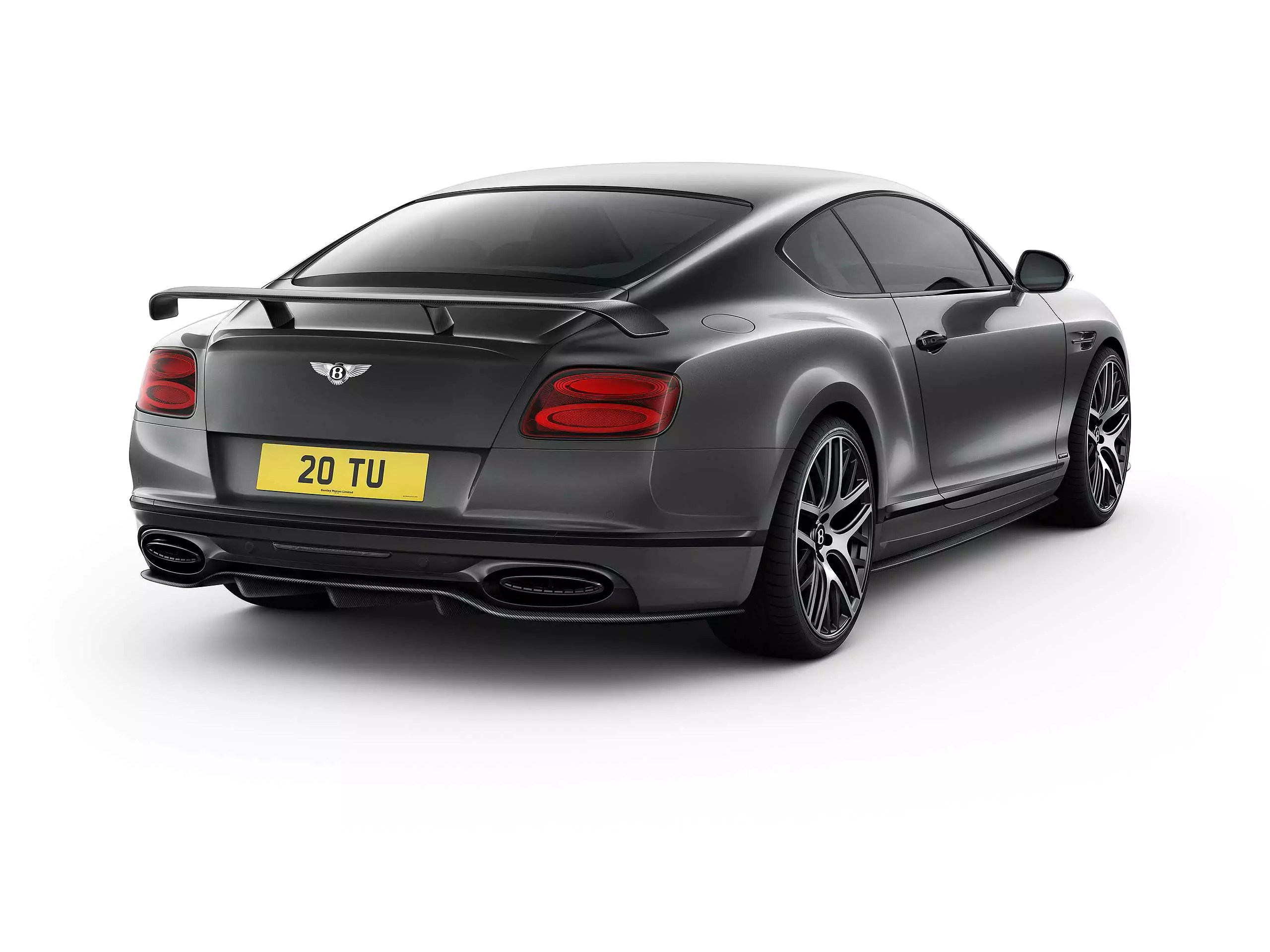 Bentley Continental Supersports 2017 Brutale Briten Power Mit