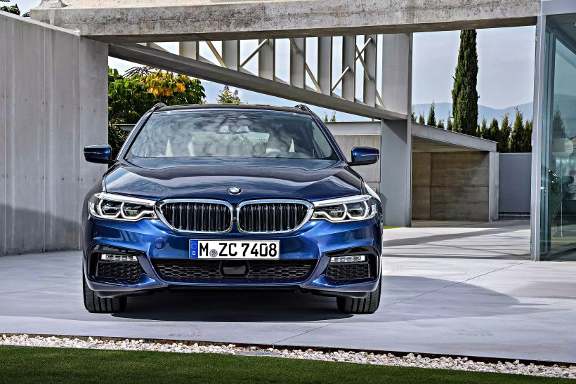 2017 BMW 5er Touring (G31)   Fanaticar Magazin