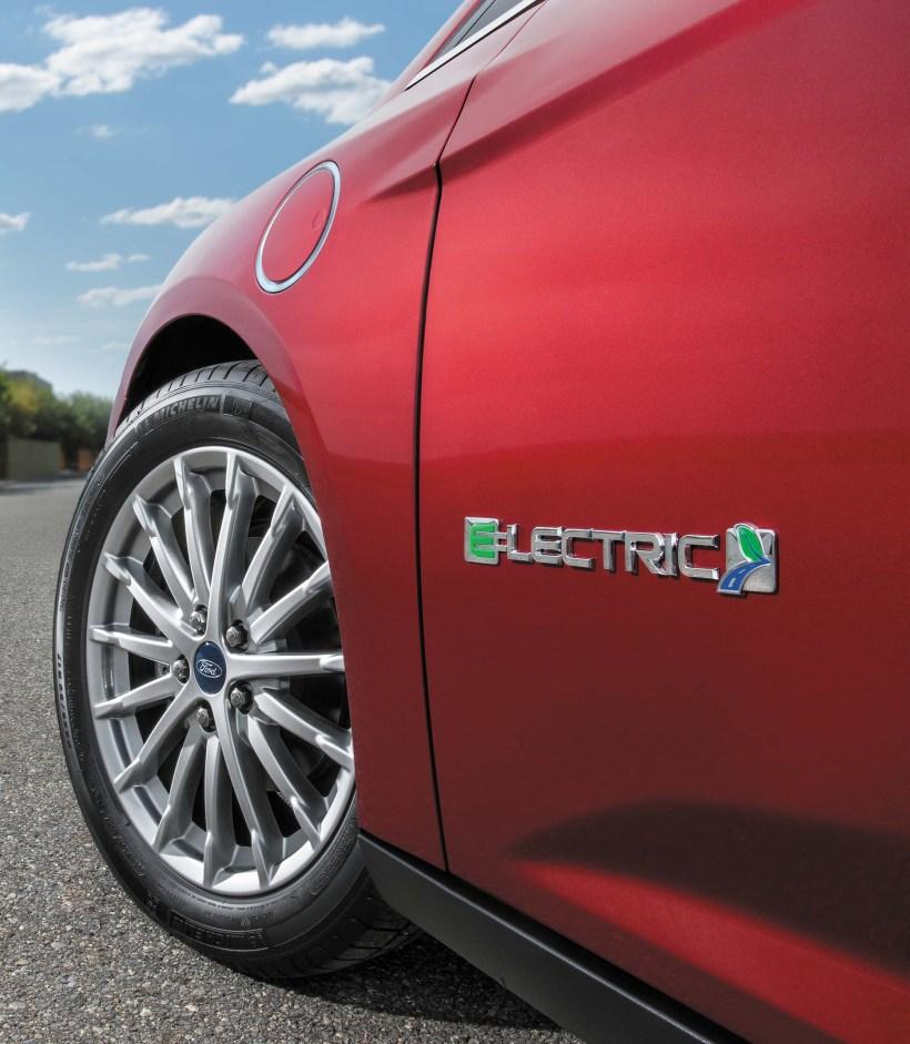 2017 Ford Focus Electric | Fanaticar Magazin