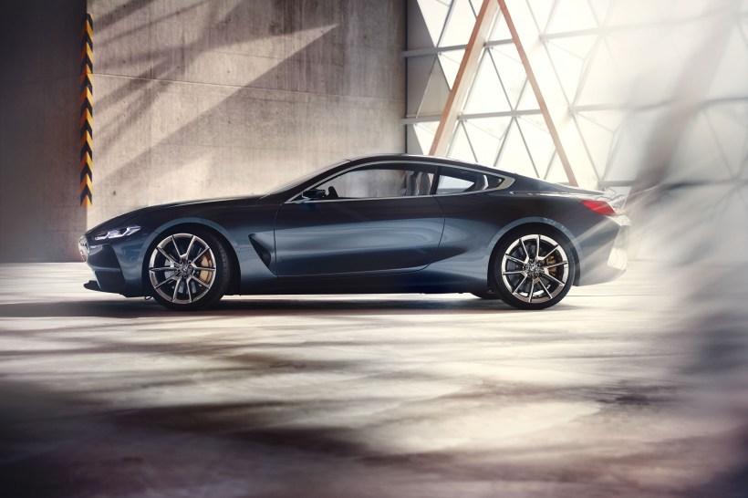 BMW Concept 8 Series | Fanaticar Magazin