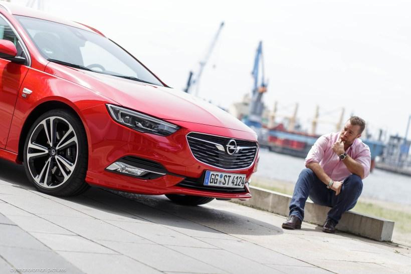 2017 Opel Insignia Sports Tourer