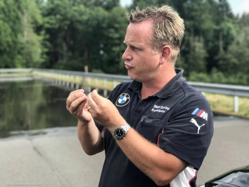 BMW M Intensive Training Bilster Berg