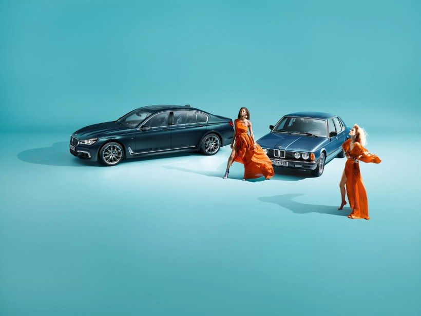 2018 BMW 7er Edition 40 Jahre