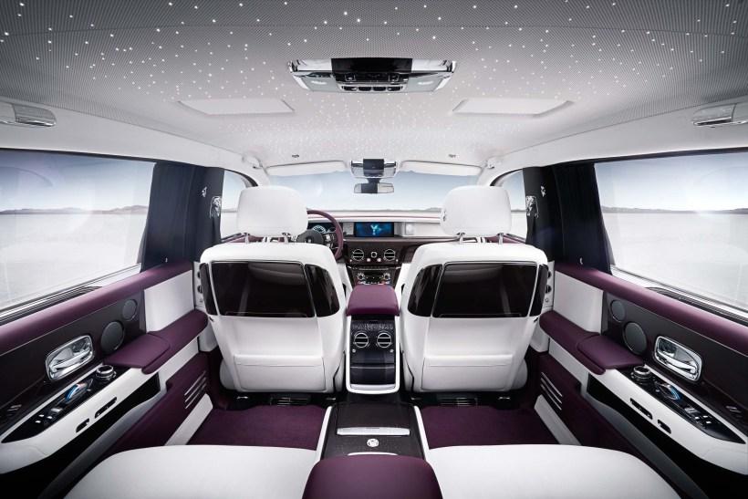 New Rolls-Royce Phantom