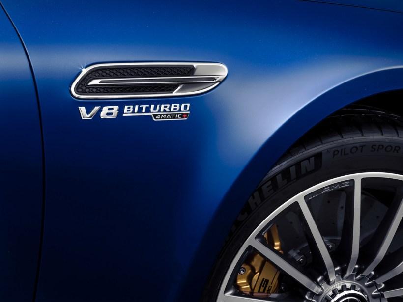 2018 Mercedes-AMG GT 63 S 4matic+