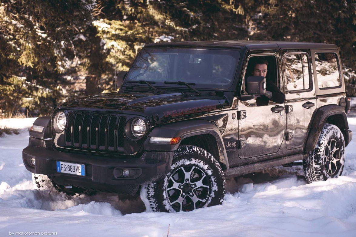Jeep Winter Experience - Fanaticar Magazin