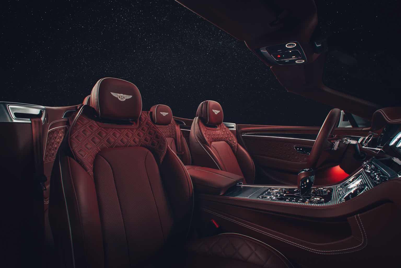 2019 Bentley Continental GT Convertible - Fanaticar Magazin