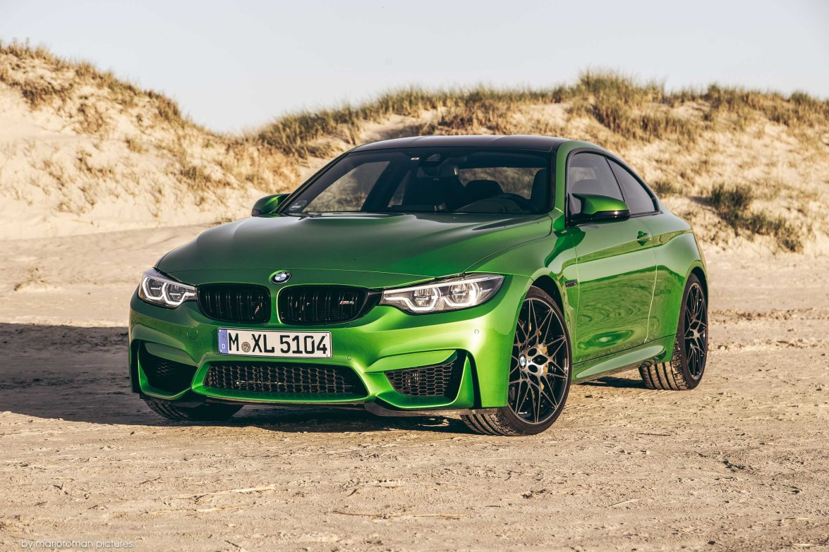 2018 BMW M4 Coupe Competition (F82) - Fanaticar Magazin