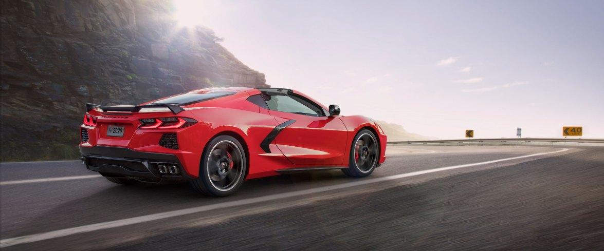 2019 Corvette C8 Stingray