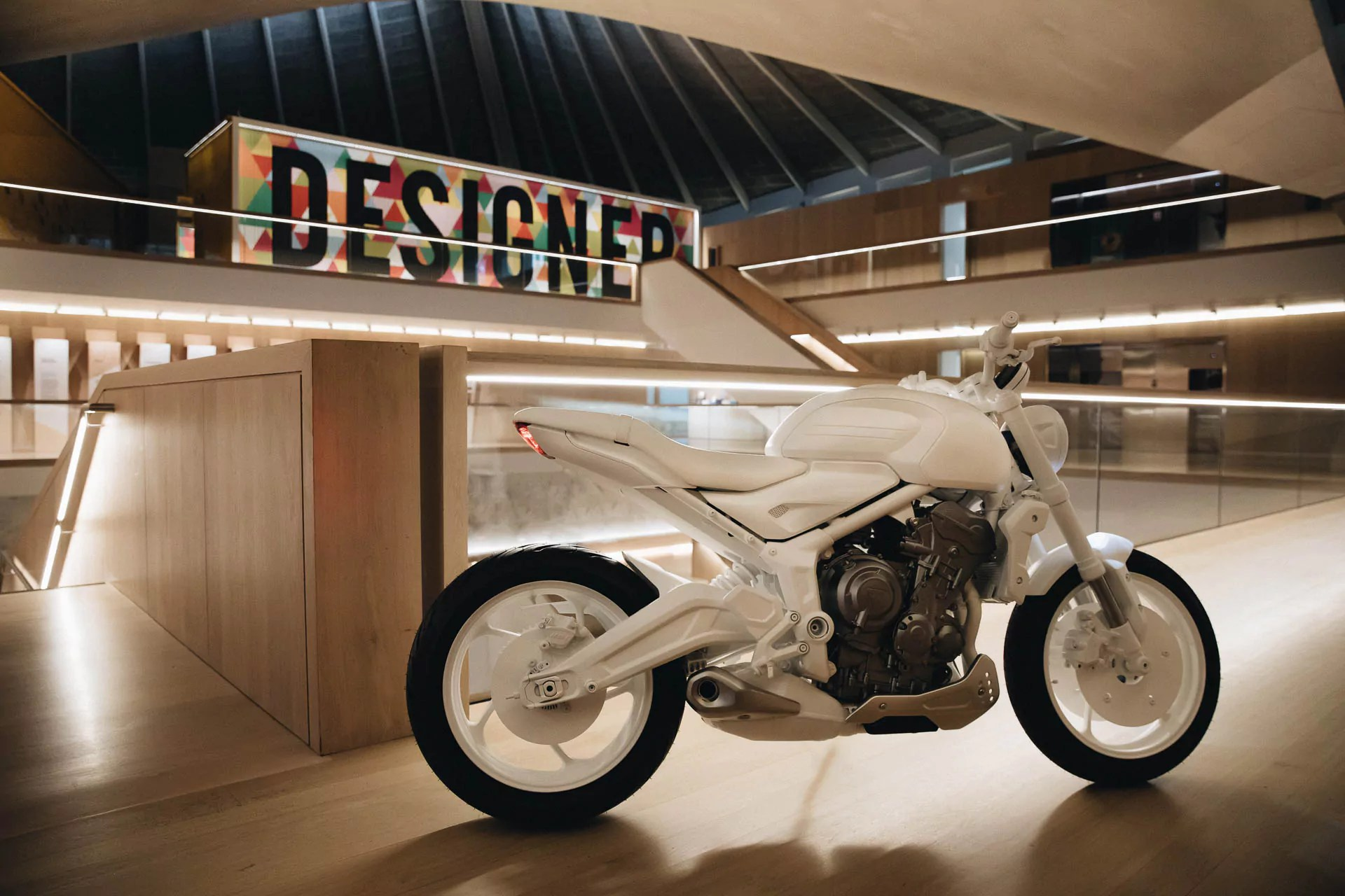 Triumph Prototyp Trident