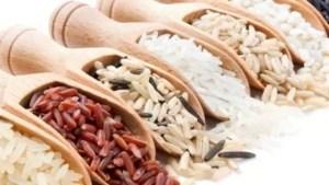 arroz integral vs arroz branco