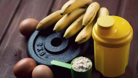 Alimentos para ganhar peso e massa muscular