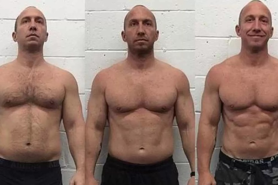 como perder gordura e ganhar massa magra