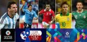 FANATICO SPORTS - COPA AMERICA CHILE 2015