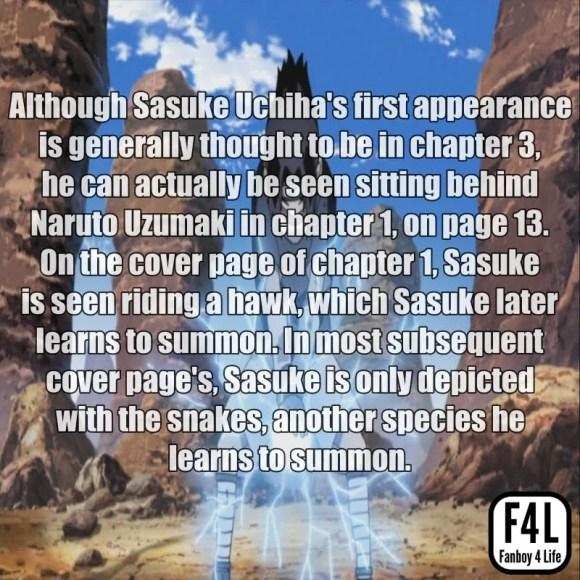Sasuke Fact