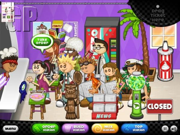 Penguin Restaurant Games Y8