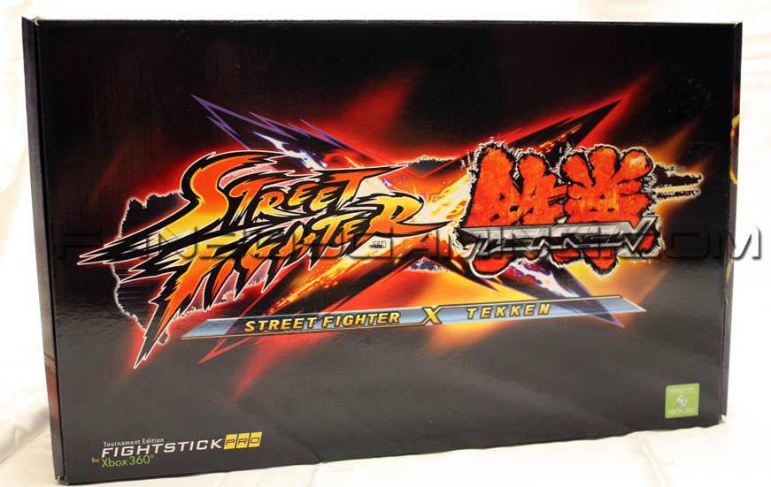 Street Fighter X Tekken Arcade FightStick Pro Review