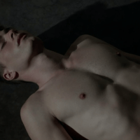 "Colton Haynes as Jackson Whittemore shirtless/naked in Teen Wolf 2x12 ""Master Plan"""