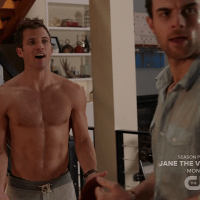 "Justin Deeley as Timmy shirtless in Significant Mother 1x07 ""Under Buddy"""