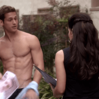 "Max Emerson as Max shirtless in Hit The Floor 3x04 ""Good D"""