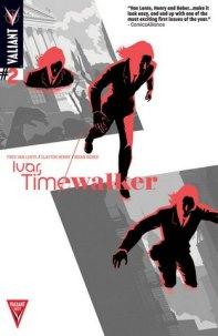Ivar Timewalker #2 Cover A by Allen