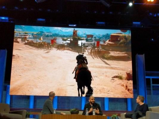 Assassin's Creed Origins E3