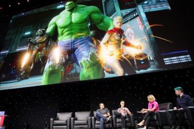 D23 Expo Level Up! Panel