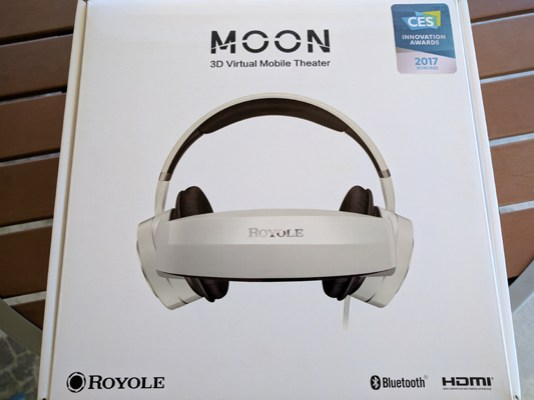 Royole Moon