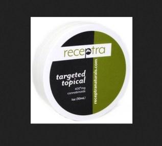 Receptra Topical Cream