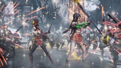 Warriors Orochi 4 Guan Yinping and Kai