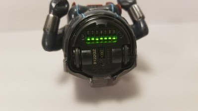 Black Widow Ozobot Skin