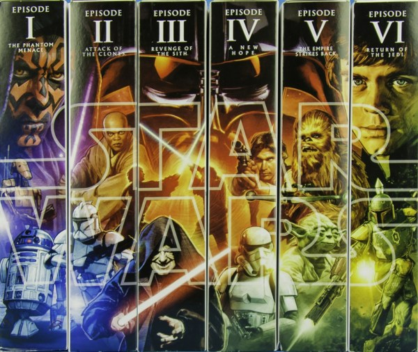 Star Wars Digital Release Commemorative Collection Hits ...