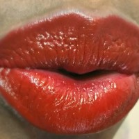 NYX Burlesque High Voltage Lipstick Review