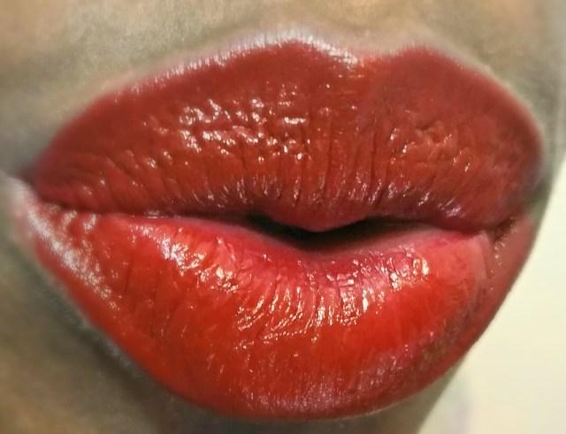 NYX Burlesque High Voltage Lipstick
