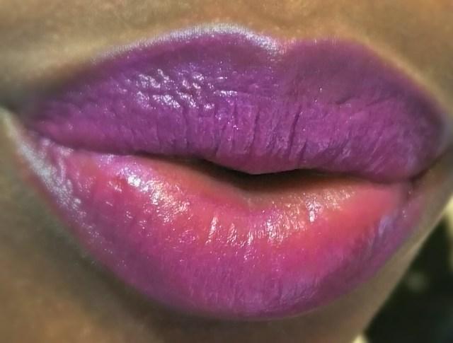 Black Opal Jazzberry Color Splurge Luxe Matte Lipstick
