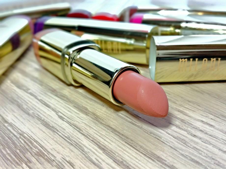 Milani Matte Innocence Color Statement Matte Lipstick