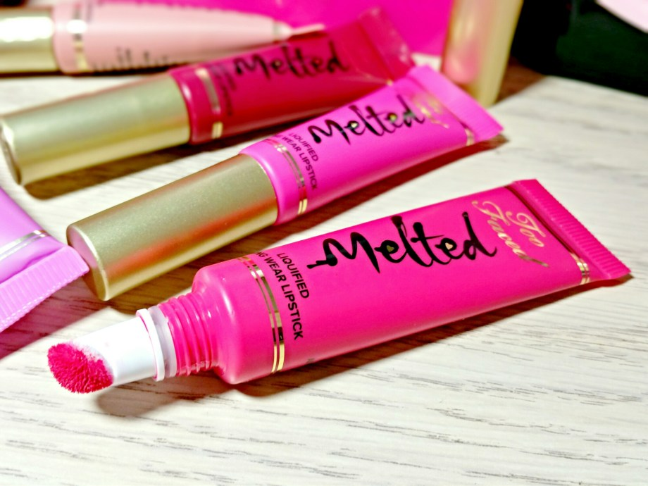 Too Faced Melted Jelly Donut Melted Liquid Lipstick