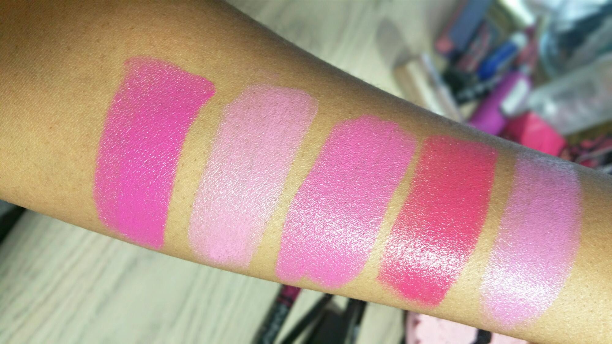 5 Pink Lipsticks For Spring Fancieland