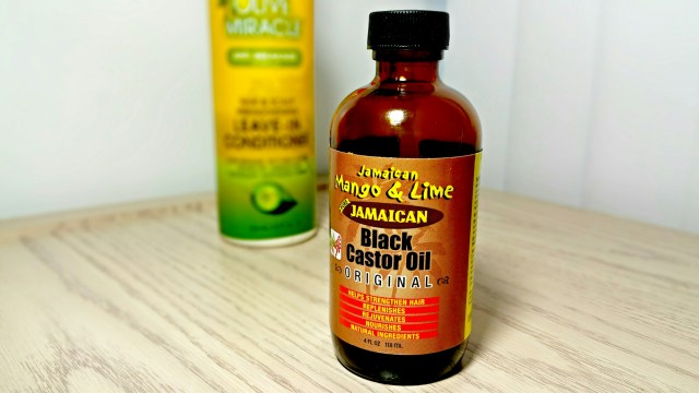Healthy Hair Care Moisturize and Seal Jamaican Mango and Lime Jamaican Black Castor Oil Original
