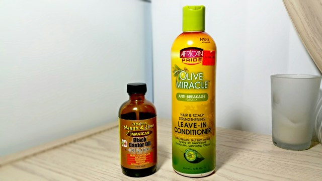 Healthy Hair Care Moisturize and Seal