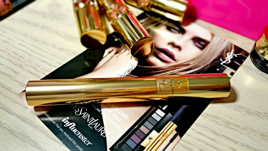 Yves Saint Laurent Mascara Volume Effet Faux Clis