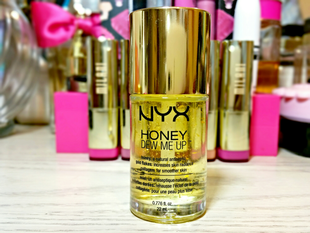 NYX Honey Dew Me Up Primer Serum