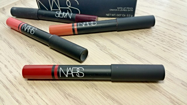 NARS Mandore Satin Lip Pencil